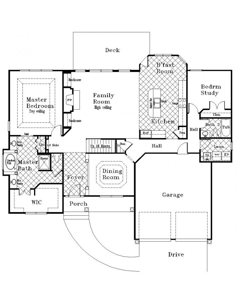 Fort Mill Residential Design And Consulting Featured Plan